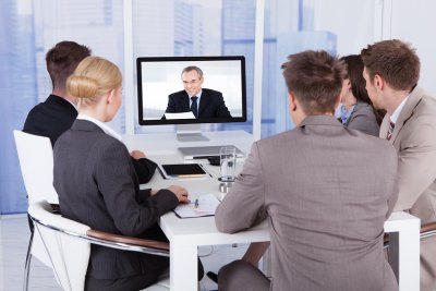 Video conference by Pulone Reporting Services
